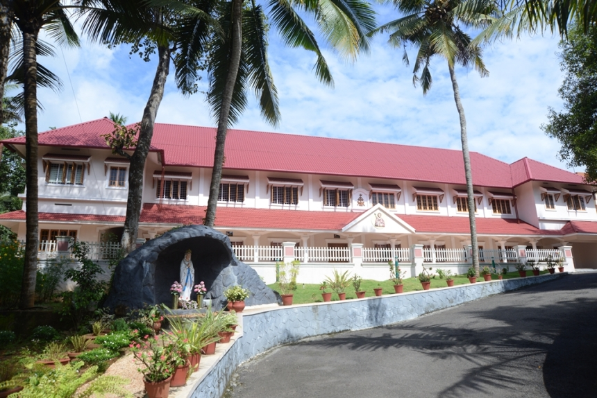 SABS Provincial House, Changanassery
